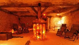 himalaya tuz odaları