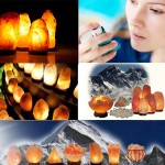 Astım ve Alerji İçin Himalaya Tuzu Lambaları