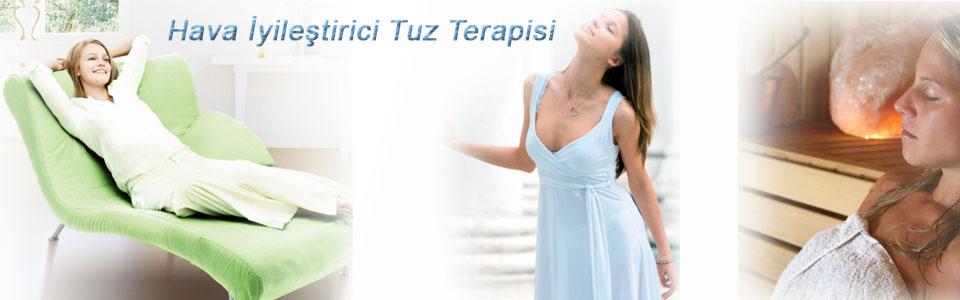 hava iyileştirici tuz terapisi