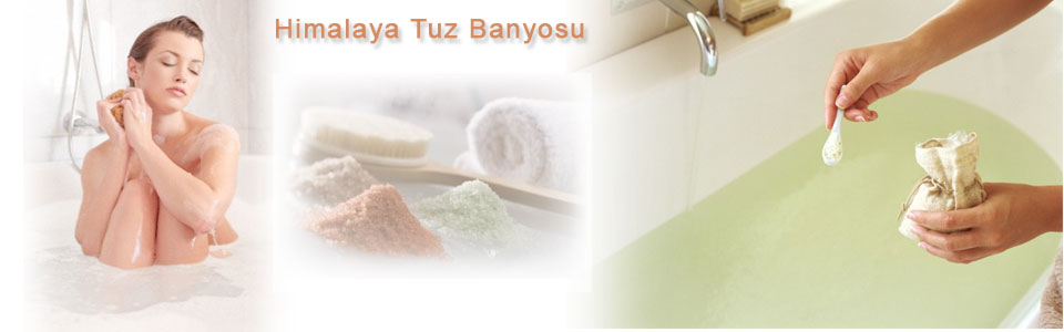 Himalaya Tuz Banyosu
