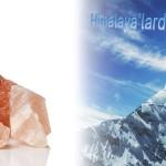 """Himalayalardan Gelen Mucize """"Himalaya Tuzu"""""""