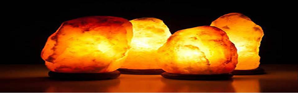 Himalaya Tuzu Lambası: Odanızdaki Tüm Kötü Enerjiyi Alacak!